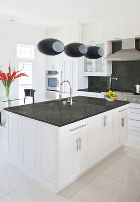 Grigio Artificial Quartz Countertops