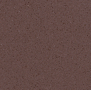 South Africa Dark Brown Quartz Engineered Stone Countertops