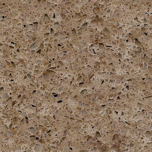Autumn Brown Quartz Stone Slab