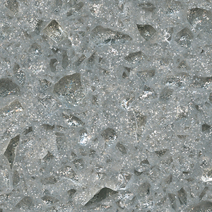 Crystal Shining Light Grey Quartz Kitchen Countertops