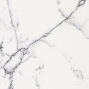 Arabescato White Quartz Stone Countertops