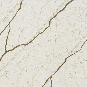 Calacatta Artificial Quartz Stone For Kitchen Countertops